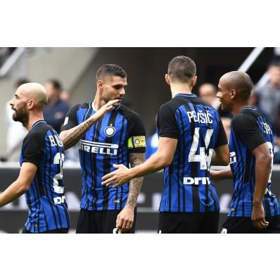 Allenamento Inter Milannuova