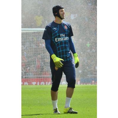 Allenamento calcio Arsenal portiere