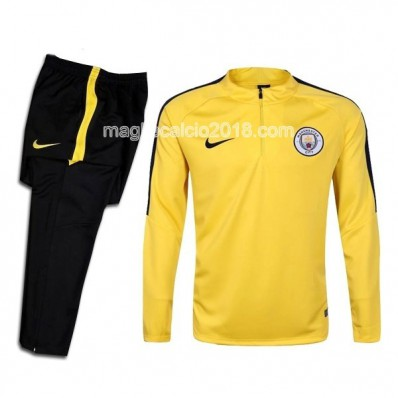 Allenamento calcio Manchester City conveniente