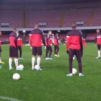 Allenamento calcio PSV nuova