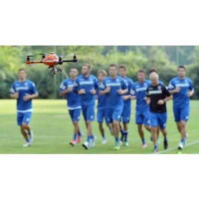 Allenamento calcio Sampdoria nuove
