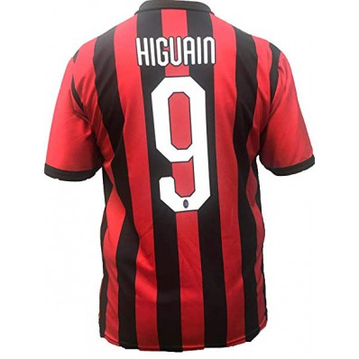 Maglia Home AC Milan GONZALO HIGUAIN
