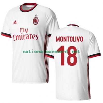 Maglia Home AC Milan RICCARDO MONTOLIVO