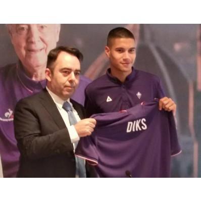 Maglia Home Fiorentina KEVIN DIKS