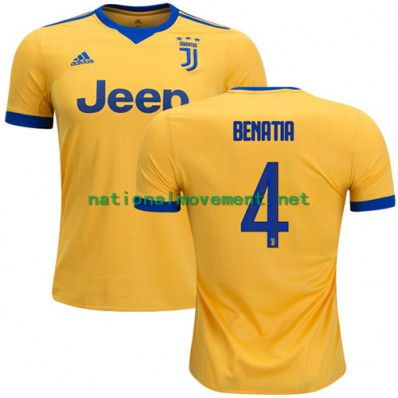 Maglia Home Juventus MEDHI BENATIA