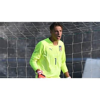 Seconda Maglia AC Milan ALESSANDRO PLIZZARI