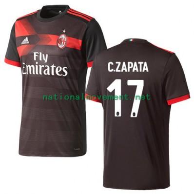 Seconda Maglia AC Milan CHRISTIAN ZAPATA