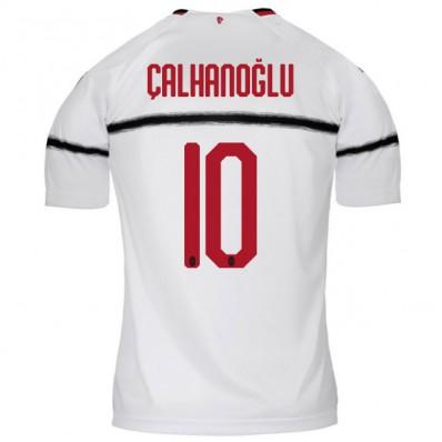 Seconda Maglia AC Milan HAKAN CALHANOGLU