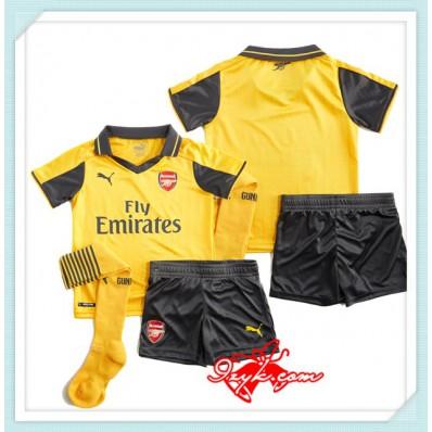 Seconda Maglia Arsenal personalizzata