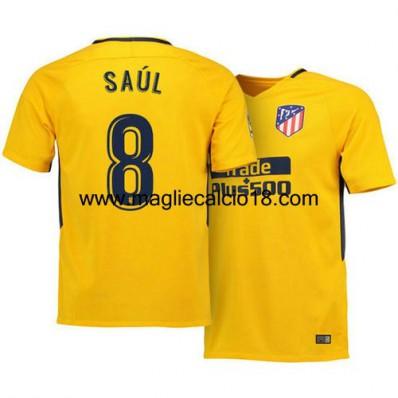 Seconda Maglia Atlético de Madrid Saúl