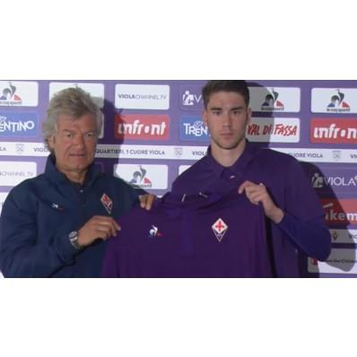 Seconda Maglia Fiorentina DUSAN VLAHOVIC