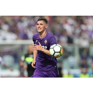 Seconda Maglia Fiorentina NIKOLA MILENKOVIC