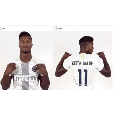 Seconda Maglia Inter Milan KEITA BALDE'