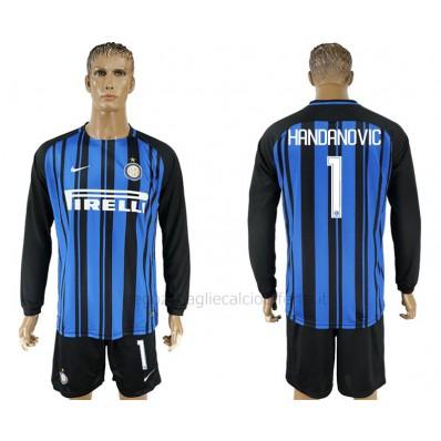 Seconda Maglia Inter Milan SAMIR HANDANOVIC