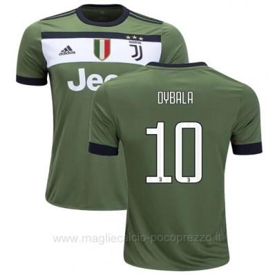 Seconda Maglia Juventus PAULO DYBALA