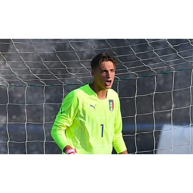 Terza Maglia AC Milan ALESSANDRO PLIZZARI
