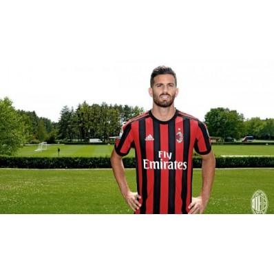 Terza Maglia AC Milan MATEO MUSACCHIO