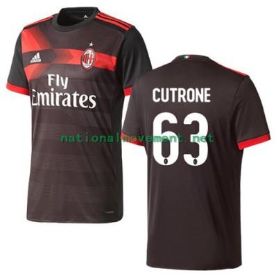 Terza Maglia AC Milan PATRICK CUTRONE