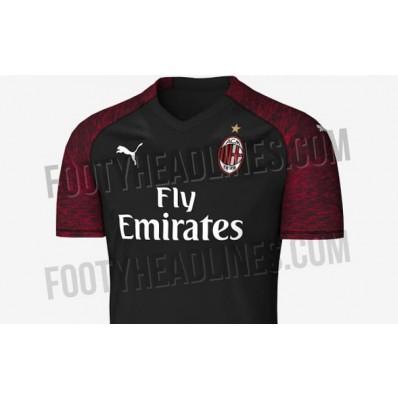 Terza Maglia AC Milan gara