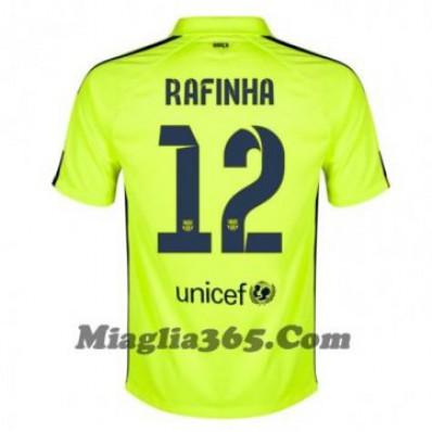 Terza Maglia FC Barcelona Rafinha