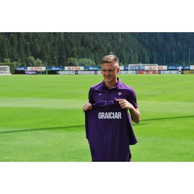 Terza Maglia Fiorentina MARTIN GRAICIAR