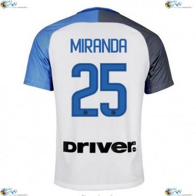 Terza Maglia Inter Milan MIRANDA
