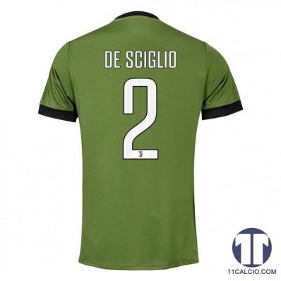 Terza Maglia Juventus MATTIA DE SCIGLIO