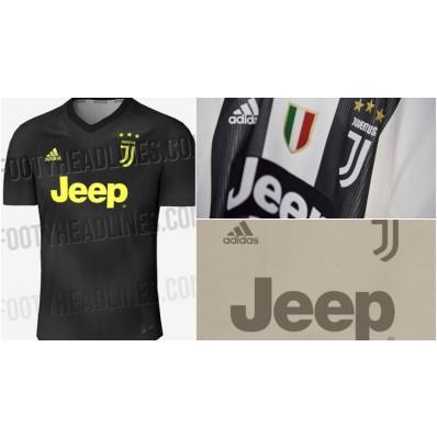 Terza Maglia Juventus buffon