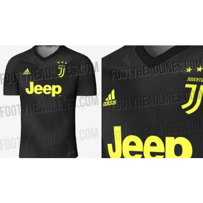 Terza Maglia Juventus nuove