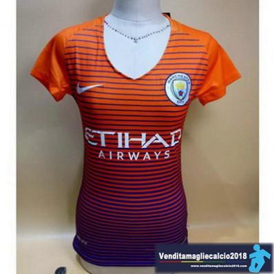Terza Maglia Manchester City Donna
