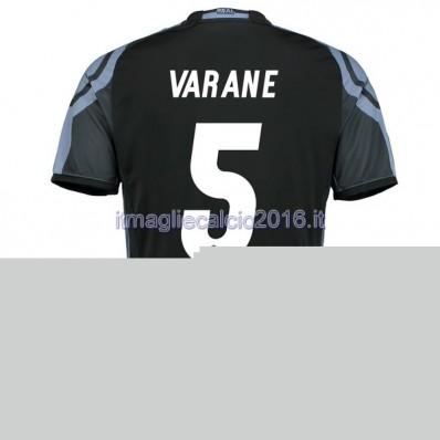 Terza Maglia Real Madrid Varane
