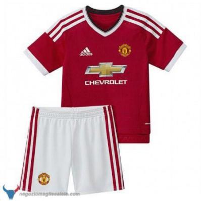 abbigliamento calcio Manchester United nazionali