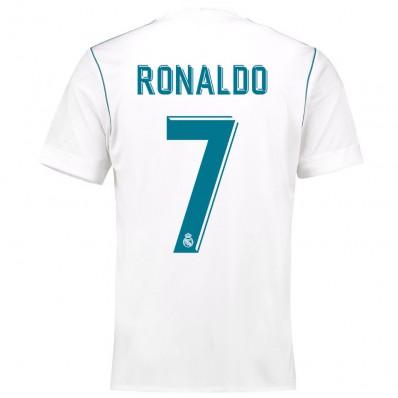 abbigliamento calcio Real Madrid gara