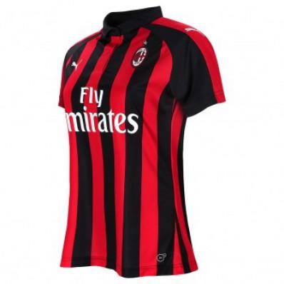 completo calcio AC Milan vesti