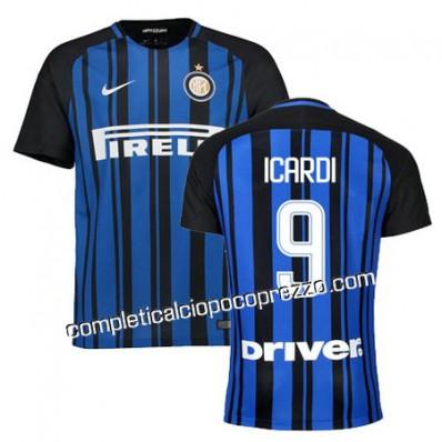 completo calcio Inter Milannuova