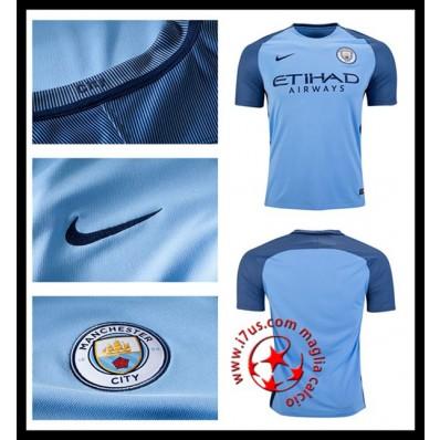 completo calcio Manchester City prima