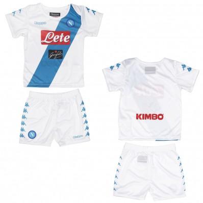 completo calcio Napoli Bambino