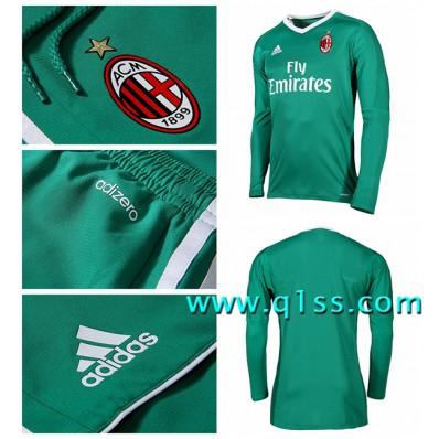 divisa AC Milan portiere