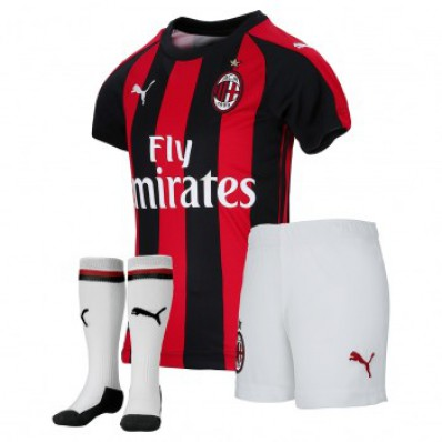 divisa AC Milan ufficiale
