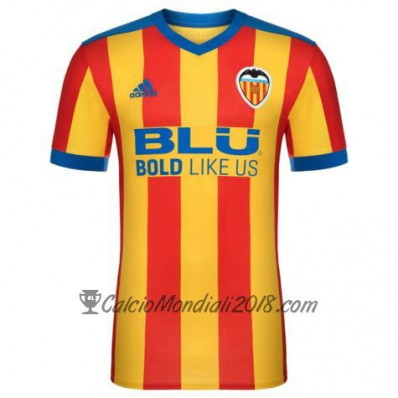 divisa calcio Valencia CF personalizzata