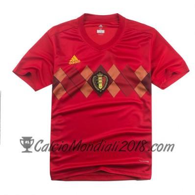 maglia Belgio prima
