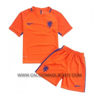 maglia Paesi Bassi Bambino
