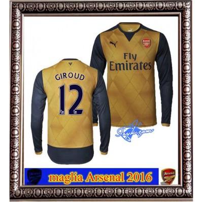 tuta calcio Arsenal vesti