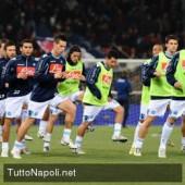 Allenamento Inter Milangara