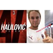 Maglia Home AC Milan ALEN HALILOVIC
