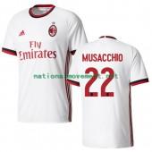 Maglia Home AC Milan MATEO MUSACCHIO
