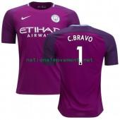 Maglia Home Manchester City Claudio Bravo