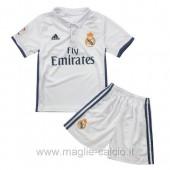 Maglia Home Real Madrid Bambino