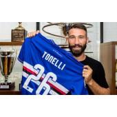 Maglia Home Sampdoria LORENZO TONELLI