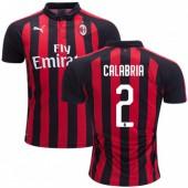 Seconda Maglia AC Milan DAVIDE CALABRIA